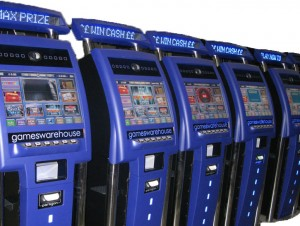 At The Forefront Of Gaming Machines