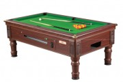 pool table from brochure